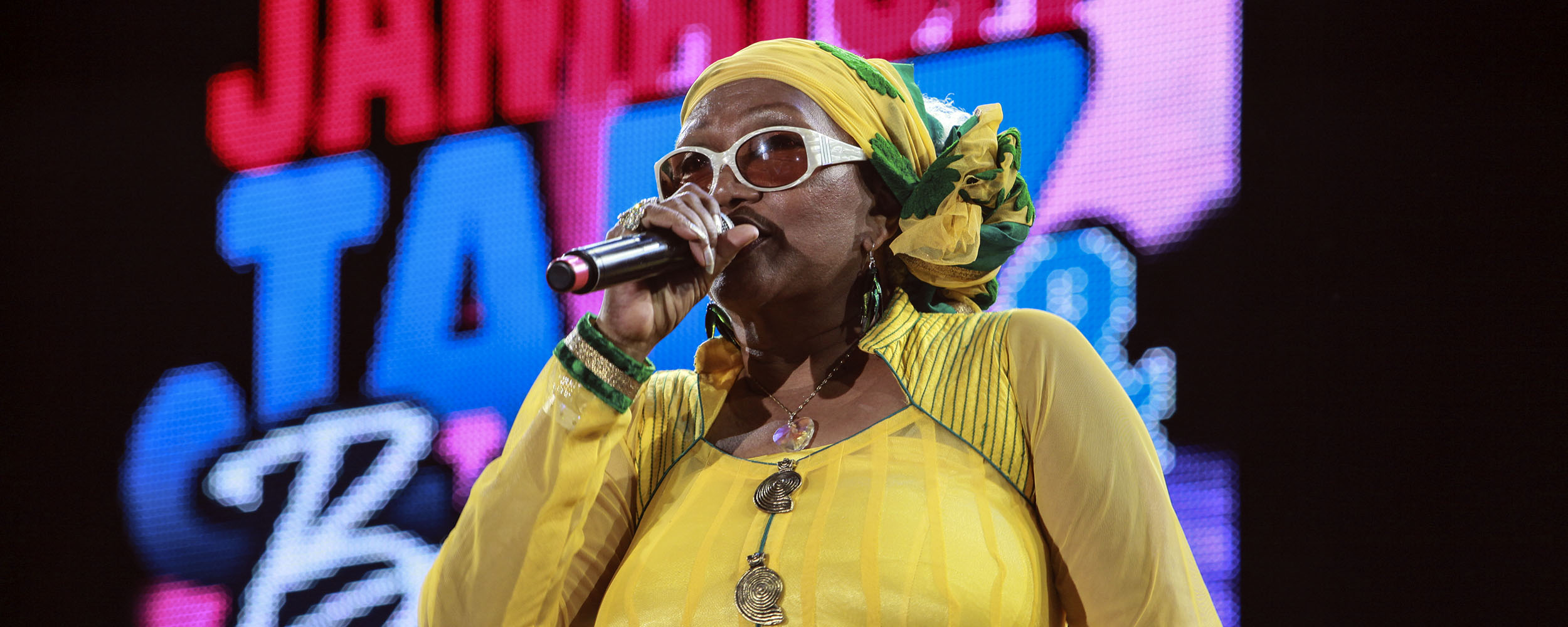 Marcia Griffiths Jazz & Blues 2014 - Clive's Transport Service Jamaica - www.clivestransportservicejamaica.com - www.clivestransportservicejamaica.net